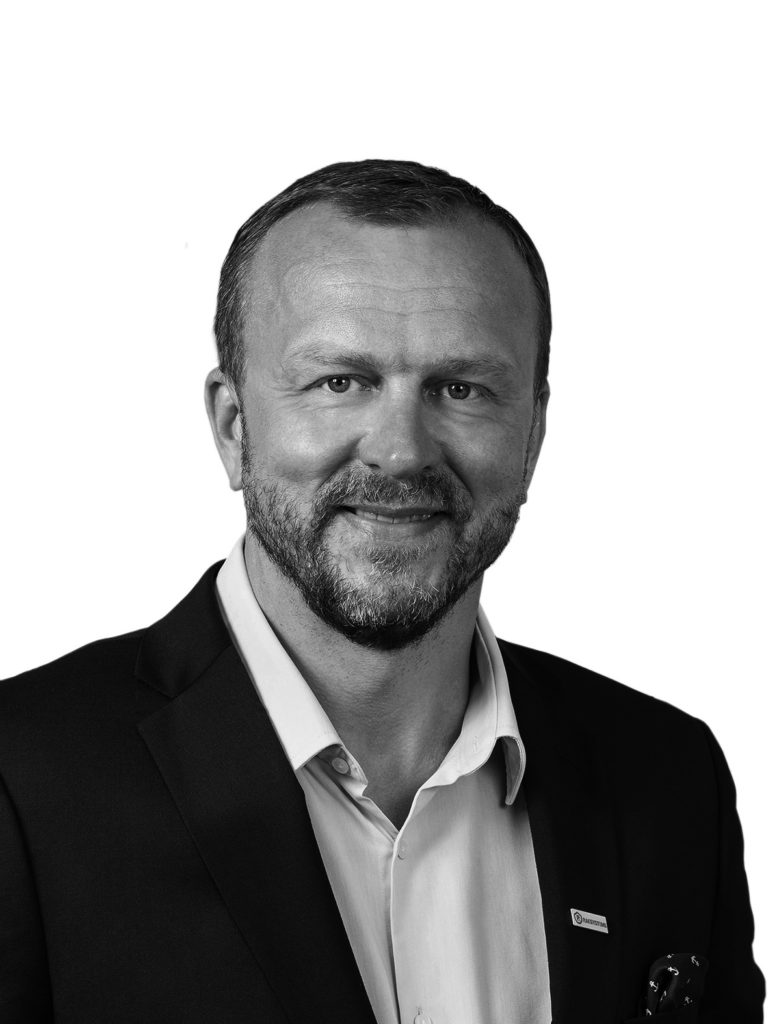 Marko Malmivaara on Raksystems Insinööritoimisto Oy:n toimitusjohtaja.